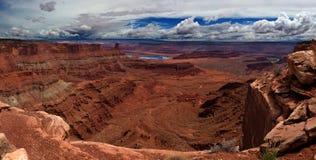 Parque estadual de DeadHorse Imagem de Stock