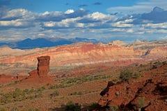 Parque estadual de DeadHorse Fotografia de Stock
