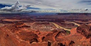 Parque estadual de DeadHorse Imagens de Stock