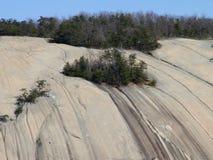 Parque estadual de pedra da montanha Imagens de Stock