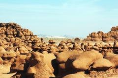 Parque estadual do diabrete Imagem de Stock Royalty Free