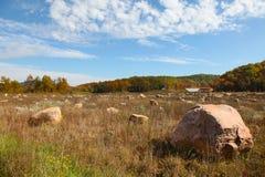 Parque estadual do Fechar-ins de Johnson, Reynolds County, Missouri Imagem de Stock