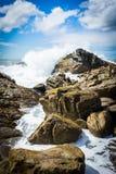Parque estadual do ponto de sal imagens de stock royalty free