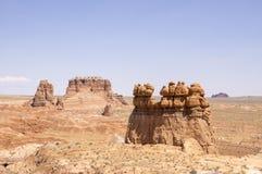 Parque estadual do vale do diabrete - Utá - diabretes hirtos de medo certamente! fotografia de stock
