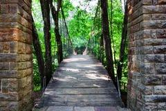 Parque estadual Mississippi de Tishomingo imagens de stock