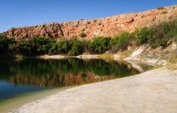 Parque estadual sem fundo dos lagos fotografia de stock