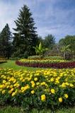 Parque floral Imagen de archivo libre de regalías