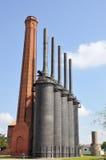 Parque Fundidora Monterrey imagem de stock