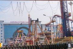 Parque futuro de Jamuna em Dhaka, Bangladesh Fotos de Stock Royalty Free