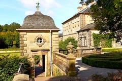 Parque Glasgow del pollock de los jardines de la casa de Pollock Fotos de archivo
