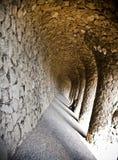 Parque Guell Imagenes de archivo