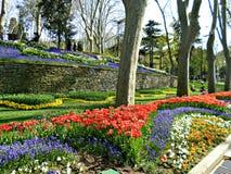 Parque Gulhane em Istambul Fotos de Stock Royalty Free