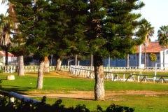 Parque hermoso foto de archivo libre de regalías
