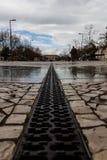 Parque hermoso de la ciudad, Cidade de Santarém imágenes de archivo libres de regalías