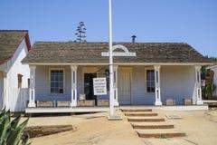 Parque hermoso de San Diego Old Town Historic State - SAN DIEGO - CALIFORNIA - 21 de abril de 2017 Fotos de archivo
