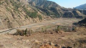 Parque Himachal Pradesh solan da herança fotografia de stock