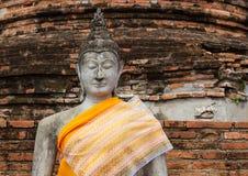 Parque histórico de Ayutthay en Tailandia Fotografía de archivo