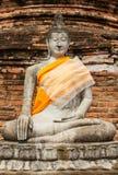 Parque histórico de Ayutthay en Tailandia Imagenes de archivo
