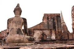 Parque histórico de Ayutthaya Imagen de archivo libre de regalías