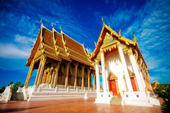 Parque histórico de Ayutthaya en Tailandia Imagenes de archivo