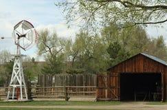Parque histórico de cuatro millas Foto de archivo libre de regalías