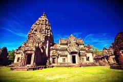 Parque histórico de Phanomrung imagen de archivo libre de regalías