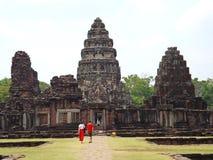 Parque histórico de Phimai Imagenes de archivo