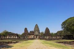 Parque histórico de Phimai, Tailandia Fotos de archivo