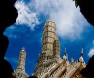 Parque histórico de Phra Nakhon Khiri Foto de archivo