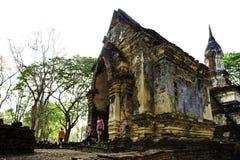 Parque histórico 1 de Srisat Chanalai Imagem de Stock Royalty Free