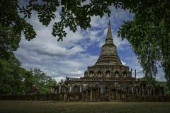 Parque histórico 4 de Srisat Chanalai Fotos de Stock