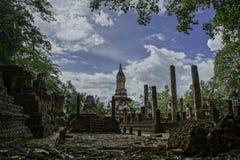 Parque histórico 3 de Srisat Chanalai Imagem de Stock
