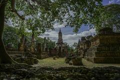 Parque histórico 2 de Srisat Chanalai Fotos de Stock Royalty Free