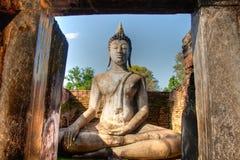Parque histórico de Sukhothai Imagem de Stock Royalty Free
