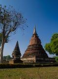 Parque histórico de Sukhothai Imagens de Stock