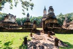 Parque histórico de Sukhothai Fotos de archivo libres de regalías