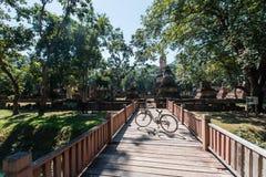 Parque histórico de Sukhothai Imagen de archivo