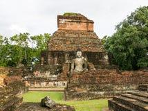 Parque histórico de Sukhothai, Tailandia, patrimonio mundial Fotografía de archivo libre de regalías