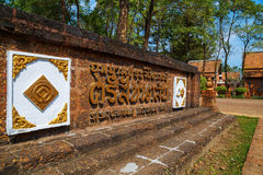 Parque histórico del Si Satchanalai, un sitio del patrimonio mundial de la UNESCO en Sukhothai, Thailandnn Foto de archivo libre de regalías