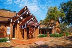 Parque histórico del Si Satchanalai, un sitio del patrimonio mundial de la UNESCO en Sukhothai, Thailandnn Fotos de archivo