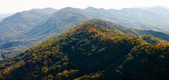 Parque histórico nacional de Cumberland Gap foto de stock