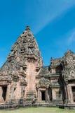 Parque histórico sonado Phanom de Prasat Hin Foto de archivo