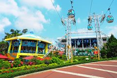 Parque Hong Kong do oceano imagem de stock royalty free