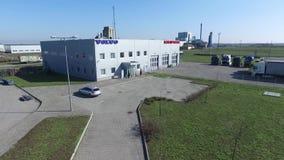 Parque industrial filme