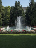Parque inglés, Craiova, Rumania fotos de archivo libres de regalías