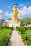 Parque internacional de Buda, Ulaanbaatar Fotografía de archivo