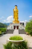 Parque internacional de Buda, Ulaanbaatar Fotos de archivo