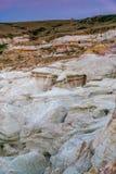 Parque interpretativo Colorado Springs das minas da pintura foto de stock royalty free