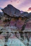 Parque interpretativo Colorado Springs das minas da pintura imagem de stock royalty free