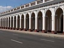 Parque Josè Martì in Cienfuegos Royalty Free Stock Image